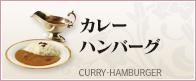 カレー・スープ・ハンバーグ