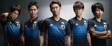 サッカー日本代表ウェアが大幅プライスダウン