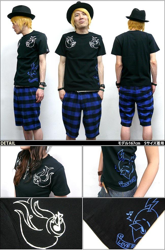 系列  hariken 坤设计小鹿斑比 t 衬衫 4 号 [刺青:  小鹿斑比 nova