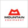 MOUNTAIN EQUIPMENT / マウンテン イクィップメント