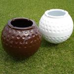 ゴルフボール型灰皿