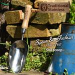 英国ブランド Spear&Jackson トラディショナル ソイルスコップ