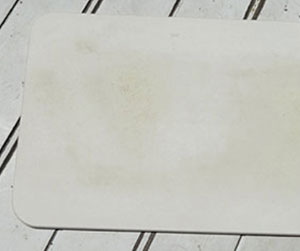 珪藻土バスマットのお手入れは日陰干しが基本