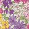 花柄ブルーミング