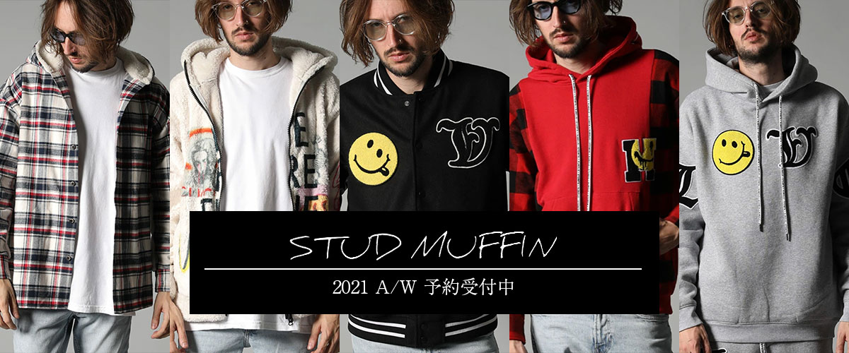 STUD MUFFIN (スタッドマフィン)