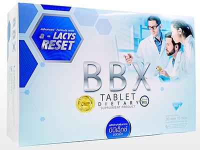 BBXダイエットサプリメント 30錠