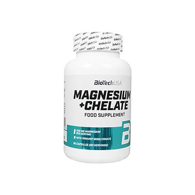 マグネシウム+チェレート250mg60錠(BioTechUSA)