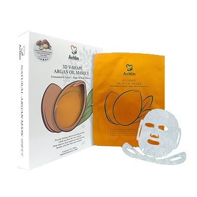 3D V-シェイプアルガンオイルマスク