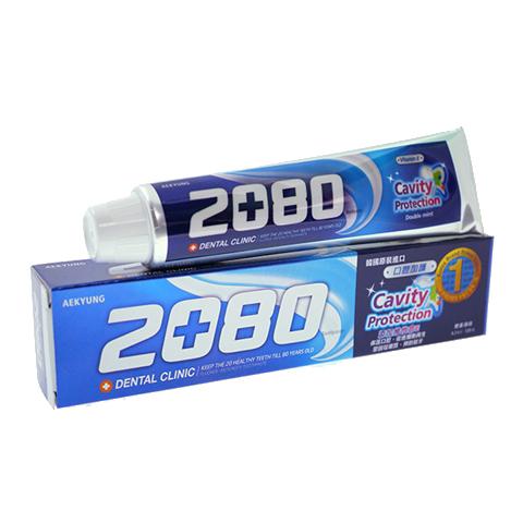 2080歯みがき 120g (CavityProtection)