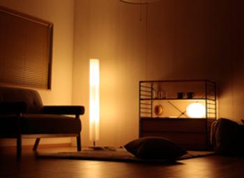 照明 寝室