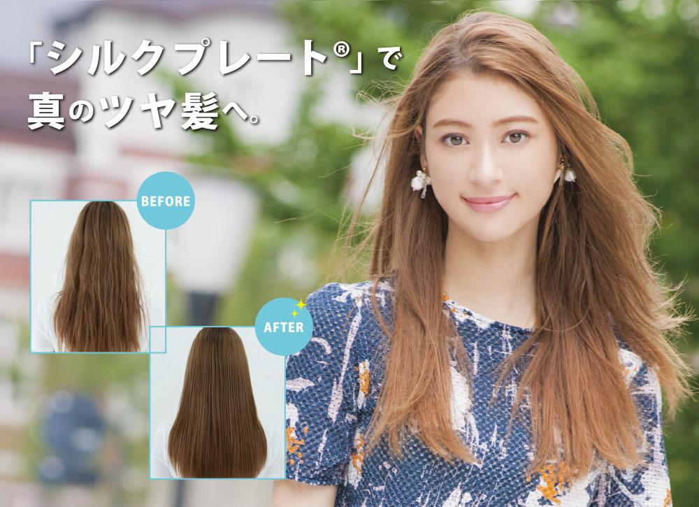 KINUJO 絹女 シルクプレート 海外兼用ストレートアイロン DS100