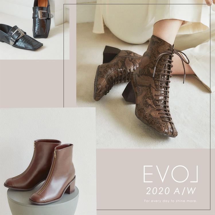 EVOL新作特集