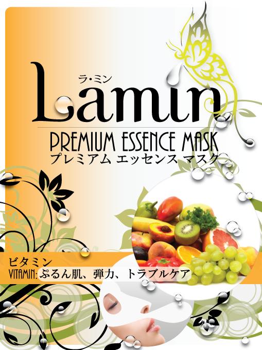 Lamin Mask・ラミンマスク,ビタミン