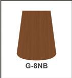 エヌドット カラー G-8NB ナチュラルブラウン