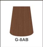 エヌドット カラー G-8AB アッシュブラウン