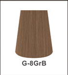エヌドット カラー G-8GrB グレージュブラウン