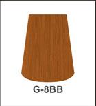 エヌドット カラー G-8BB ベージュブラウン