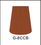 エヌドット カラー G-8CCB ココアブラウン