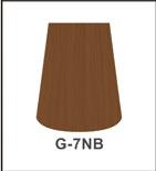 エヌドット カラー G-7NB ナチュラルブラウン