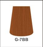 エヌドット カラー G-7BB ベージュブラウン