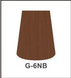 エヌドット カラー G-6NB ナチュラルブラウン