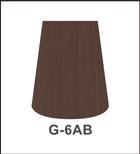 エヌドット カラー G-6AB アッシュブラウン