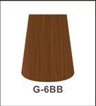 エヌドット カラー G-6BB ベージュブラウン
