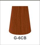 エヌドット カラー G-6CB カッパーブラウン