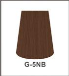 エヌドット カラー G-5NB ナチュラルブラウン