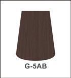 エヌドット カラー G-5AB アッシュブラウン