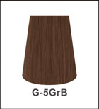 エヌドット カラー G-5GrB グレージュブラウン