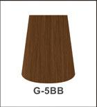 エヌドット カラー G-5BB ベージュブラウン
