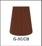 エヌドット カラー G-5CCB ココアブラウン