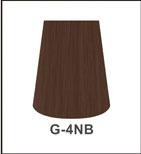 エヌドット カラー G-4NB ナチュラルブラウン