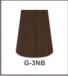 エヌドット カラー G-3NB ナチュラルブラウン
