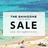 THE SHINZONE SALE