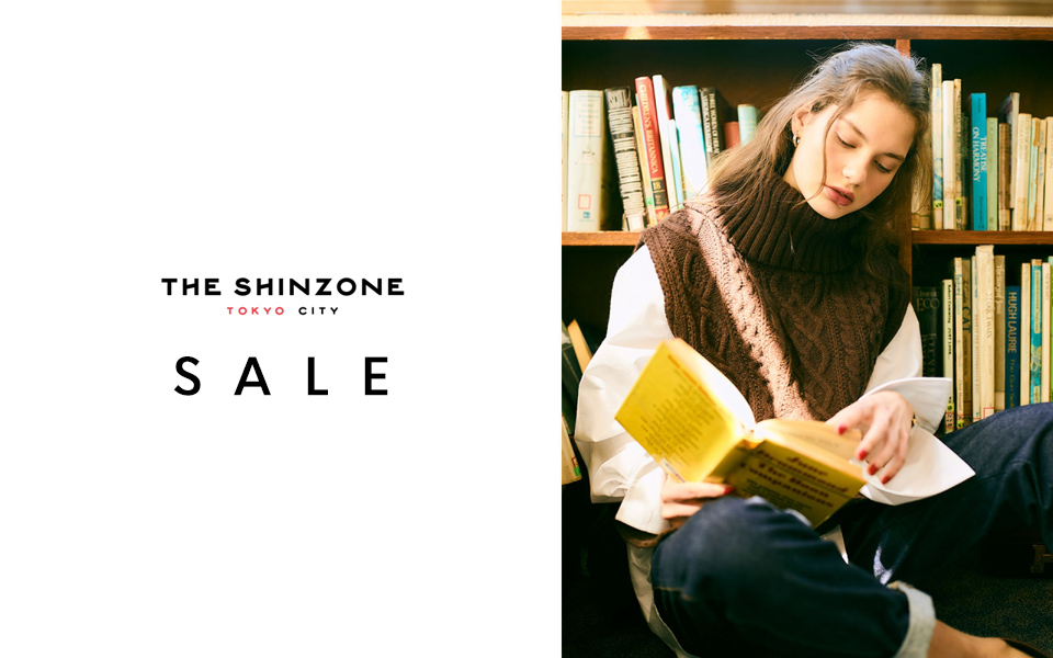 THE SHINZONE SALE
