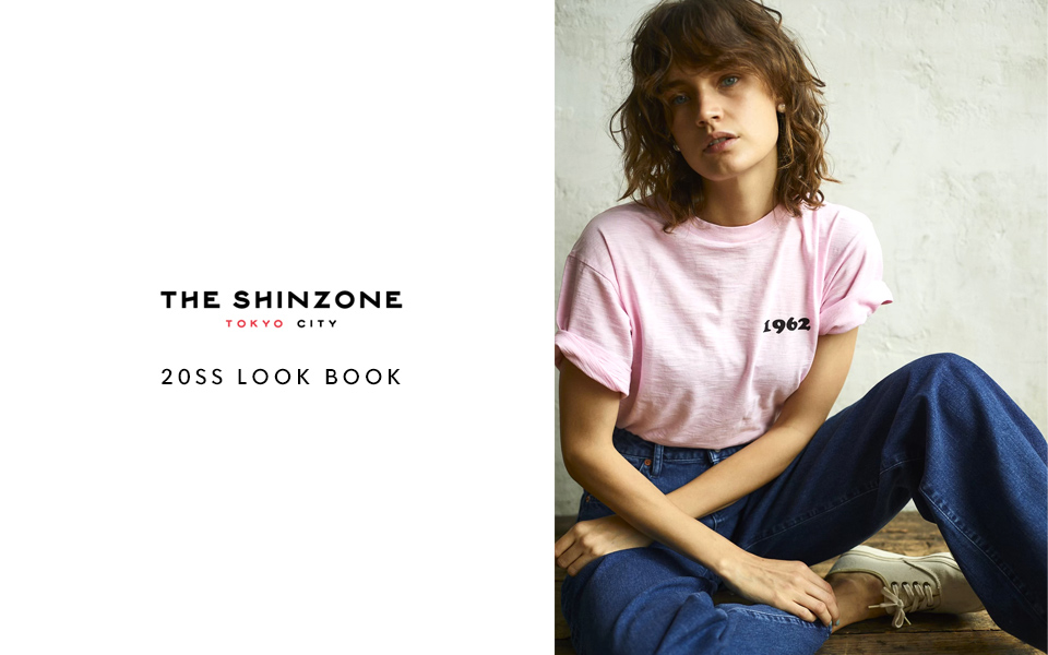 THE SHINZONE LOOK BOOK