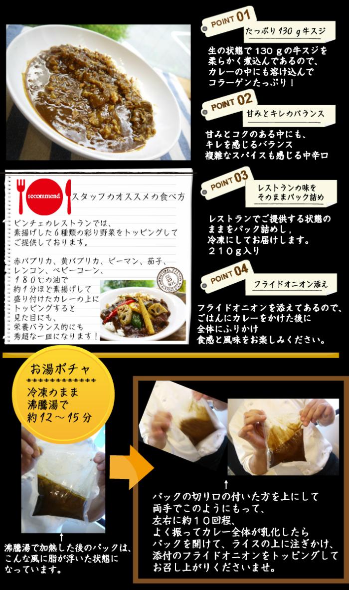 レストラン自家製グルメ惣菜牛すじカレー共通説明2