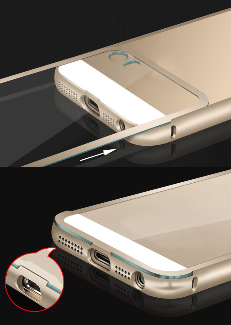 f9c6d900b9 楽天市場】iPhoneSE ケース/カバー アルミ バンパー クリア 背面カバー ...
