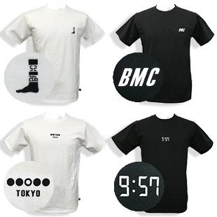 bmc MOTION T-シャツ