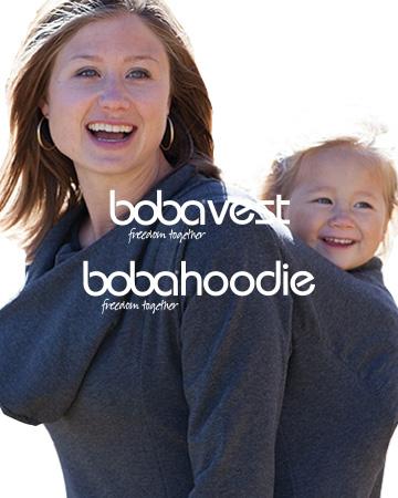 Boba Vest - Boba hoodie