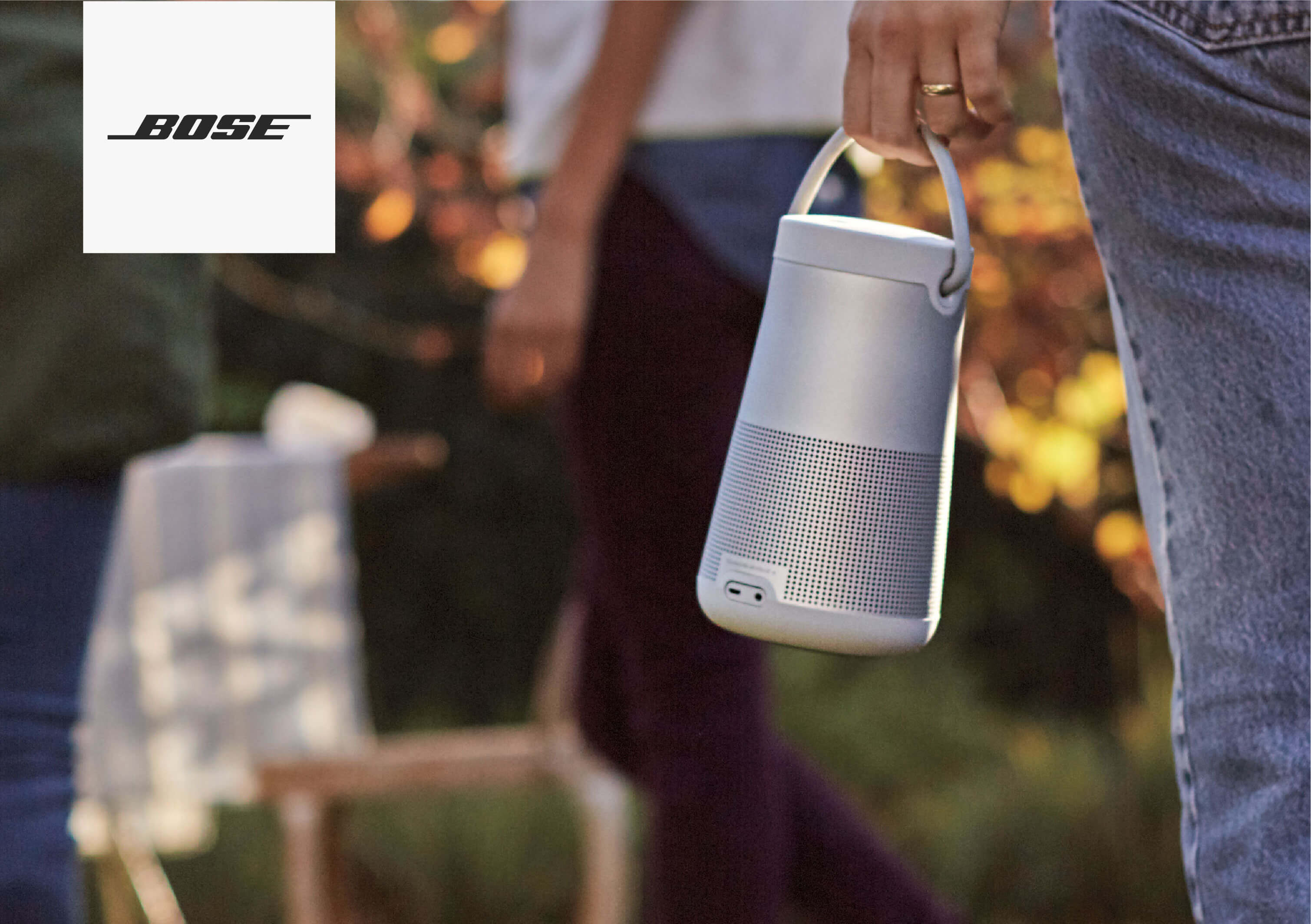 SOUNDLINK REVOLVE BLUETOOTH SPEAKERS