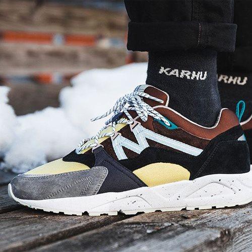 karhu(カルフ)フュージョン 2.0 特集