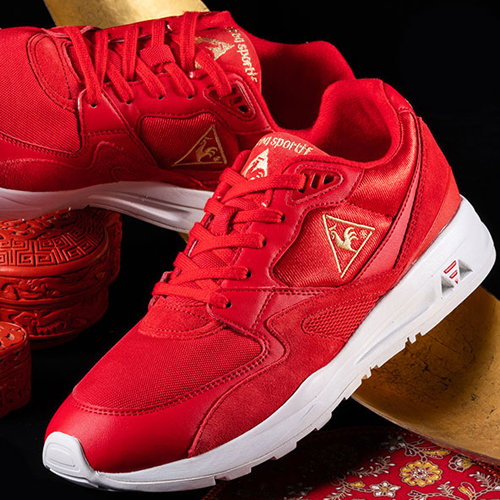 LCS R 800 Chinese Red