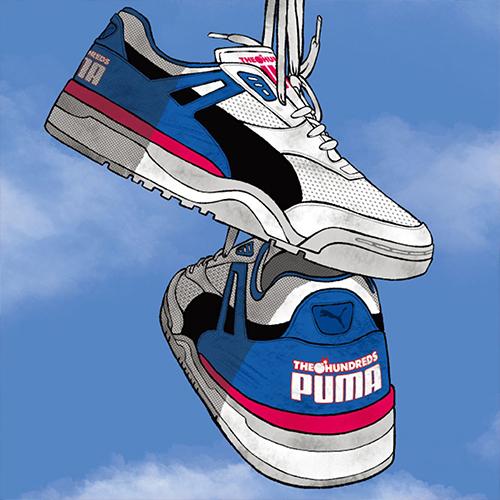 PUMA X THE HUNDREDS