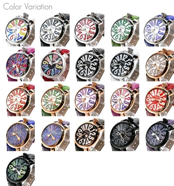 brand new 49a8b 610d6 ガガミラノ GaGa MILANO メンズ・レディース 腕時計 マヌアーレ ...