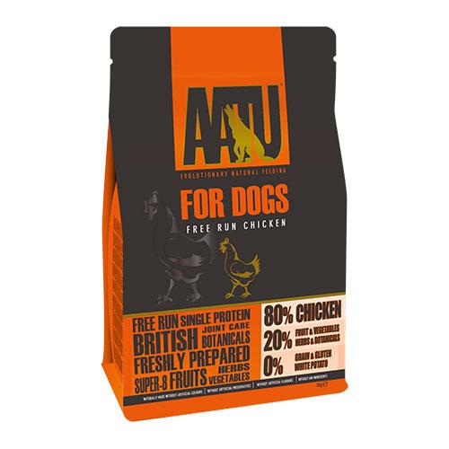 エントリーでポイントアップグレインフリー AATU アートゥー チキン ドッグフード 10kg 総合栄養食 【犬/ドッグード/穀物フリー】
