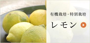有機栽培・特別栽培 レモン