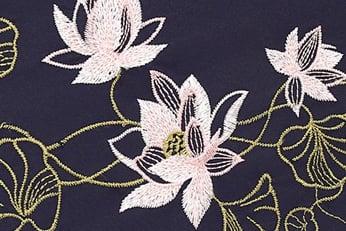 シノワズリーモダン・優美なデザインの世界 vol.1 ~刺繍でよみがえる吉祥の文様~